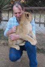 Editor and lioncub