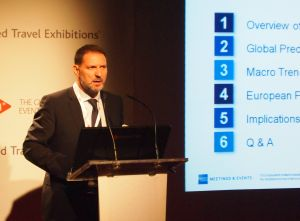 José Antonio Ruiz, Director, EMEA, American Express Meetings & Events