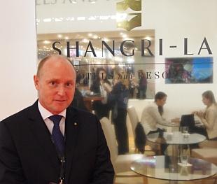 Greg Ward Shangri La