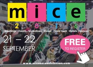 MICE Asia Pacific Exhibition Award