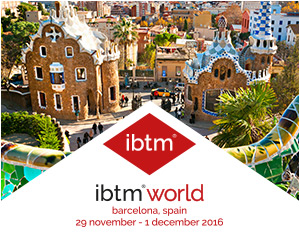 ibtm world Barcelona 2016