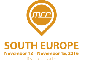 MCE South Europe Rome 2016